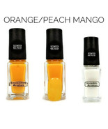 Two if by Scent Collection Orange/Peach Mango Scented Nail Polish - $7.00