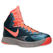 Men's Nike Lunar Hyperquickness Basketball Shoes, 652777 480 Sizes 8.5-1... - $98.95