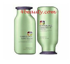Pureology Clean Volume Shampoo & Conditioner 8.5 oz Duo - $55.43