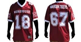 Morehouse short sleeve football jersey Morehous... - $54.14