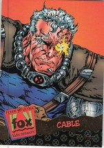 X-Men Cable Fleer 95 Ultra 1995 Fox #112 Ungraded Trading Card - $7.84