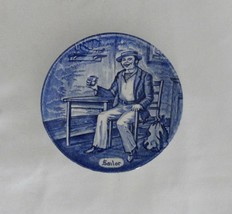 Enoch Wedgwood Professional Series Sailor Mini Collector Plate - $12.19