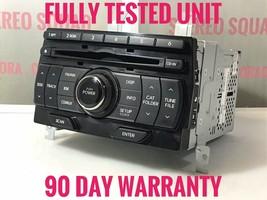 """""""HY167"""" 11-12 Hyundai Genesis Radio AM-FM,CD,96180-2M115VM5 - $64.60"""