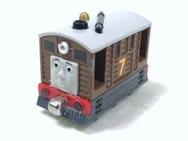 Thomas & Friends TOBY Diecast Train 2012 G41A Take N Play Magnetic - $7.83