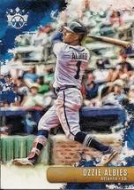 2019 Panini Diamond Kings #81 Ozzie Albies-Atlanta Braves - $2.00