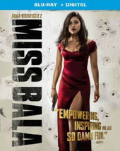 Miss Bala [Blu-ray + Digital, 2019]