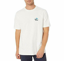 Tommy Bahama Men's Howliday Cheers Graphic T-Shirt White S - $29.69