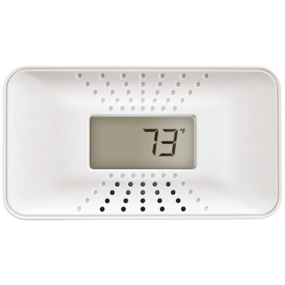 Primary image for First Alert 1039753 Carbon Monoxide Alarm with Temperature Digital Display