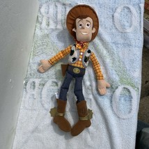 "Disney Toy Story Woody Plush Doll Stuffed Toy - 16"" - $18.00"