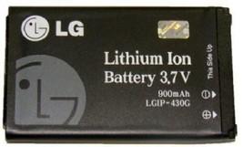 Original Battery LGIP-430G For Lg CU720 Shine CF360 KS500 KF757 SBPL0090901 - $3.50