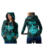 motionless in white Band 5 Hoodie Women - $58.99+