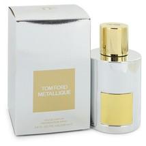 Tom Ford Metallique 3.4 Oz Eau De Parfum Spray image 6