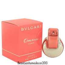 Omnia Coral by Bvlgari 2.2 oz / 65 ml EDT Spray Perfume for Women New in... - $43.02