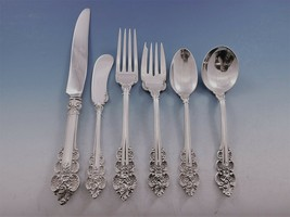 Botticelli by Frank Whiting Sterling Silver Flatware Set Service 80 pieces - $4,795.00