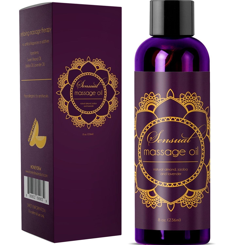 massage sexy oil