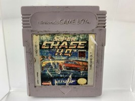 Super Chase H.Q. (Nintendo Game Boy, 1993) Video Game Cartridge Only - $19.79