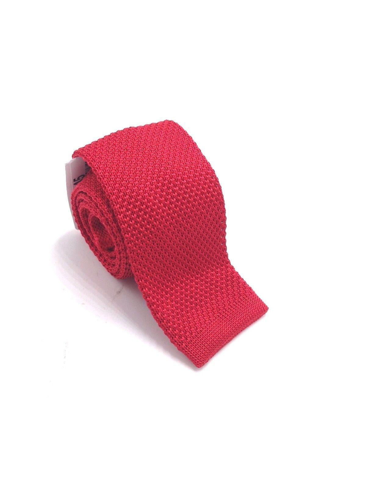 Tommy Hilfiger Knit Solid Slim Tie