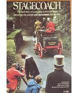 Stagecoach BBC TV Coaching Across the Land PB 1976 - $5.89