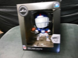 "Hallmark ""New York Giants Wobble"" 2020 Bobble Head Ornament NEW  - $19.75"