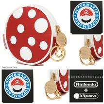 LeSportsac Nintendo Piranha Plant Pouch Coin Handbag Charm Key Ring Free... - $44.00