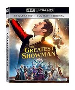 The Greatest Showman (4K Ultra HD+Blu-ray+Digital, 2018) - $18.71