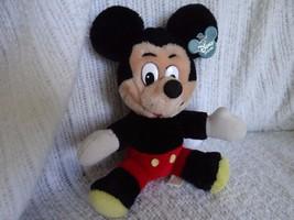 VINTAGE USED SMALL DISNEY ORIGINAL MICKEY MOUSE... - $8.91
