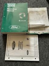 2004 Ford Ranger Camion Servizio Negozio Riparazione Officina Manuale Se... - $89.05