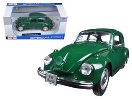 1973 Volkswagen Beetle 1:24 Diecast Model Car by Maisto - $33.46