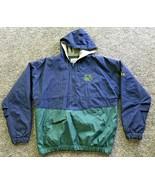 Vintage Notre Dame Fighting Irish Men's Pullover Jacket Men's XL - $21.78