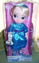 "Disney Animators' Collection Frozen ELSA Doll 16""H New - $34.16"
