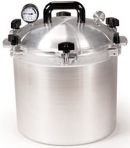 NEW ALL AMERICAN 21.5 Quart 921 Pressure Cooker Canner - €246,25 EUR