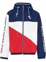 Polo Ralph Lauren Pace Full Zip Lined Windbreaker Jacket 710745950001 - $267.77