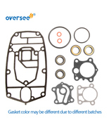 6J8-W0001 Gear Box Repair Gasket Kit 18-2789 For Yamaha Outboard Motor 6... - $39.60