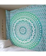 Enipate Large Mandala Indian Tapestry Wall Hanging Bohemian Beach Towel ... - $21.36+