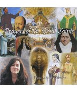 PRAYERS OF THE GREAT SAINTS by Donna Cori Gibson - $22.95
