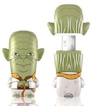Star Wars Mimobot Yoda Figure 4GB USB Flash Drive NEW - $33.79