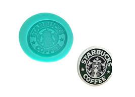 Starbucks Silicone Mold, Starbucks Mold, Silicone Mold, Cake Decorating ... - ₨661.15 INR