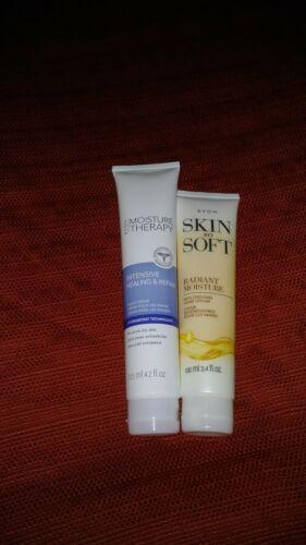 AVON Moisture Therapy Intensive Healing & Repair Hand Cream, + Skin So Soft Hand image 3