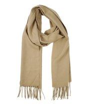 Modadorn Super Acrylic Woven Winter Scarf Begie Women's fashion, clothin... - $9.89