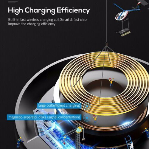 SEFKAII Portable Qi Wireless Charger 10W  image 8