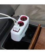 Dual USB Car Cigarette Lighter 5V2.1A 1A Car Charger / Socket Splitter. ! - $19.95