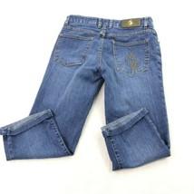 Baby Phat Juniors Capri Blue Jeans 3 - $29.69