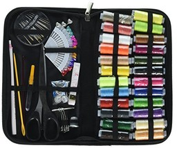 Sewing Kit accessories Compact in The 10x5.5x1Inch Larger Basket of Oxford - $1.096,86 MXN