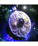 HAUNTED LOCKET THE MASTER WITCH BE GONE DETACH GO AWAY OOAK MAGICK POWER  - $8,777.77