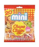 Chupa Chups Mini Bag 20 per pack - $5.22