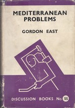 Mediterranean Problems by East, Gordon - $7.50