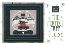 The Perfect Tree Globe Kit cross stitch kit Bent Creek  - $21.60