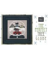 The Perfect Tree Globe Kit cross stitch kit Bent Creek  - $21.60