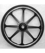 """24 x 1 3/8"""" Wheelchair 8 Spoke Mag Wheels - 12mm axle (Pair) - $160.00"""