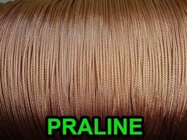 10 YARDS: 0.9 MM, PRALINE Professional Grade Nylon Lift Cord   Window Tr... - $9.89